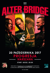 alterbridge poster b1s m