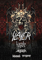 slayer plakatx m