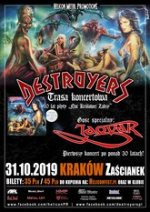 destroyers i jaguar plakat krakow 1zzz m