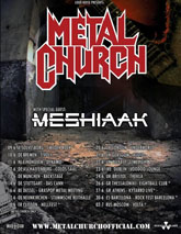 metal church plakat m